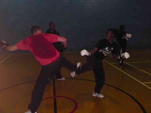 exmouthsparring