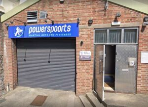 Powersports Gym - front
